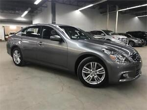 INFINITI G37X 2010 / CUIR / MAGS / TOIT / TRES PROPRE!