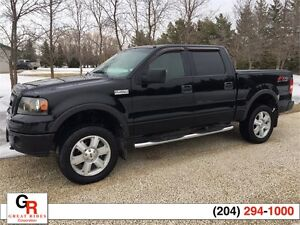 2006 Ford F-150 FX4 SuperCrew 4x4 Trades Welcome,Financing Avail