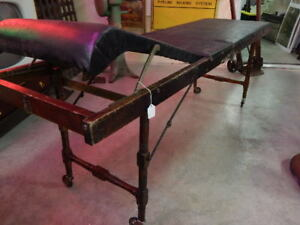 Portable Mortician table- OLD