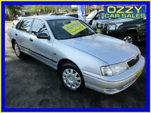 2002 Toyota Avalon MCX10R Conquest Silver 4 Speed Automatic Sedan Minto Campbelltown Area Preview