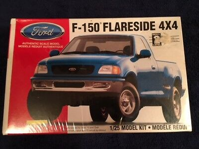 LINDBEG 72149 F-150 FLARESIDE 4X4 1/25 SCALE MODEL KIT FS