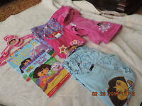 Size 5T Items for Dora Fans