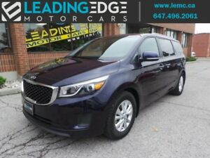 2018 Kia Sedona LX+ 8 Passenger, Power Doors, Heated Steering...