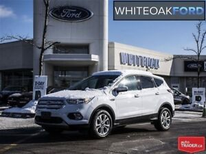 2017 Ford Escape SE, awd, ford certified, 1.9%apr-72months o.a.c