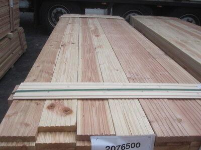 73 m² Douglasie 2.Wahl Terrassendielen Holz Holzdielen Lärche farbig Dielen 3 m
