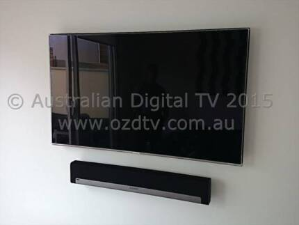 $200 Special. Wall Mount 70 75 78 79 84 85 inch LED Digital TV Caroline Springs Melton Area Preview