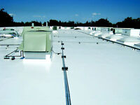 Need a flat roof? Re-cover, Don't Reroof!