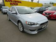 2007 Mitsubishi Lancer VR-X Silver 5 Speed Sports Automatic Sedan Morphett Vale Morphett Vale Area Preview