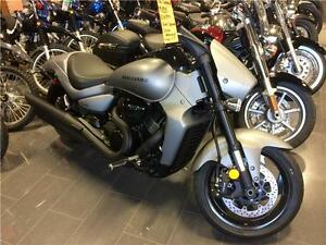 2016 Suzuki M109 VZR1800BZ, Matte Grey, now $13,999