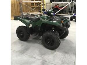 2017 Yamaha Grizzly....BAD CREDIT FINANCING AVAILABLE!!