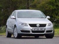 VW Passat Silver Long MOT Immaculate Condition