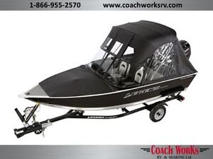 Come see this 15 allsport. Its a great small lake fishing boat. Edmonton Edmonton Area image 1