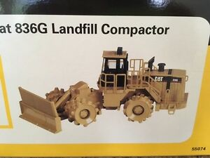 Rare Collectable Die Cast - Landill Compactor ( New unopened)