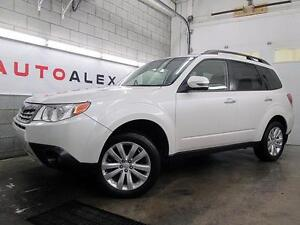 2013 Subaru Forester 2.5X Limited CUIR TOIT PANO AWD 54$/SEM