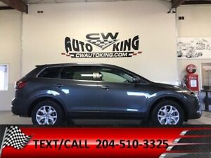 2014 Mazda CX-9 GS Touring / AWD / 7-Passanger / Leather / Roof