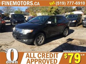 2008 FORD EDGE SEL AWD * PANORAMIC ROOF * ALL POWER OPTIONS London Ontario image 4