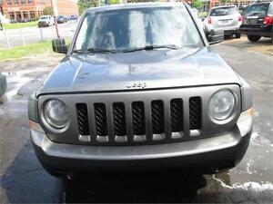 JEEP PATRIOT 2012 NOTH EDITION AUTO,FULL LOAD ,WARRANTY