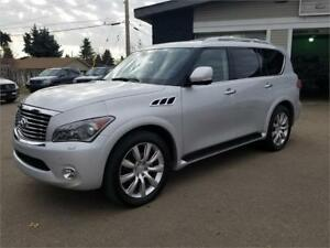 2011 INFINITI QX56***NAVI**CAMERA***DVD***EXCELLENT SHAPE