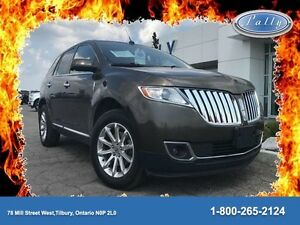 2011 Lincoln MKX AWD, Leather, Local Trade!!