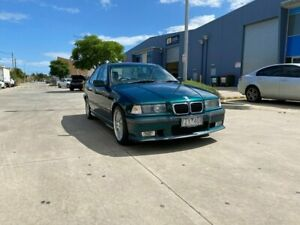 1995 BMW 318is Green 4 Speed Automatic Coupe Newport Hobsons Bay Area Preview