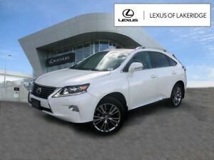 2014 Lexus RX 450h Technology, One Owner, No Accidents, Low KM!