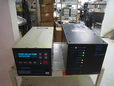 RFPP LF-5 RF Generator, AE 7520572050, ASTECH ATL-100RA RF Match, AMAT, 400304