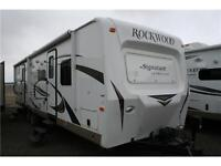 2015 ROCKWOOD SIGNATURE 8312SS!!BLOW OUT PRICE!BUNK HOUSE!