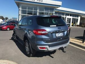 2016 Ford Everest Blue Sports Automatic Wagon