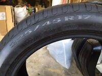 Pirelli Run Flat for BMW - new with about 10 miles on it