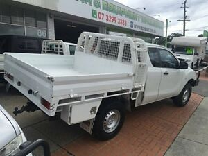 2013 Mazda BT-50 MY13 XT (4x4) White 6 Speed Manual Extracab Slacks Creek Logan Area Preview