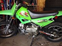 """90cc Baja, """"dirt runner"""" dirt bike"""
