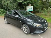 2016 Vauxhall Astra 1.6 CDTi 16V ecoFLEX Tech Line 5dr HATCHBACK Diesel Manual