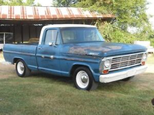 Wanted 1962-1972 Ford F100 Short Box