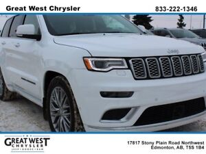 2017 Jeep Grand Cherokee NATURA LEATHER**HEATED/VENTED SEATS**2N