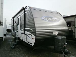 2017 DUTCHMEN ASPEN TRAIL 2340 BHS, BUNKS, SLIDE, $23995!!!!