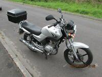 Yamaha YBR 125 - Very low mileage