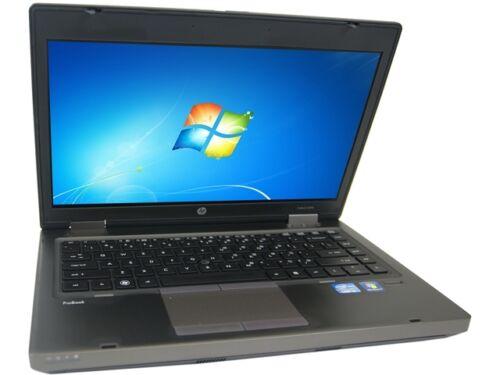 "HP Laptop 6460B Intel Core i3 2310M (2.10 GHz) 4 GB Memory 128 GB SSD 14.0"" Wind"