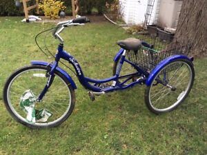 Adult 26 inch  tricycle bike