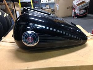 Harley Davidson Fuel tank Ultra Classic   RPM Cycle