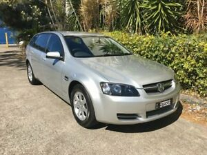 2009 Holden Commodore VE MY10 Omega Silver 6 Speed Automatic Sportswagon Bowen Hills Brisbane North East Preview