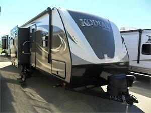 2017 34 FT DUTCHMEN RV KODIAK ULTIMATE 306BHSL TRAVEL TRAILER