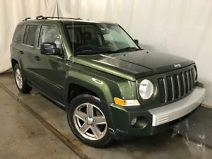 2007 Jeep Patriot Limited 4x4 / Sunroof / Heated Front Seats