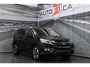 2016 HONDA CR-V TOURING  *** 8,960 KM *** GPS ** RADAR ***