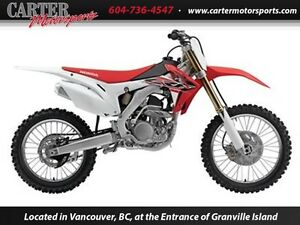 2016 Honda CRF250RG - SAVE $1850!!