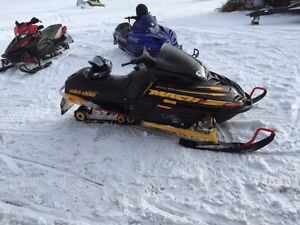 **Very clean**  Ski doo Mach Z