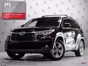 2014 Toyota Highlander Limited All-wheel Drive (AWD)