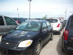 2005 Chevrolet Cobalt RUNS AND DRIVES AS-TRADED AS-IS DEAL