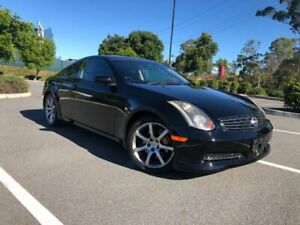2003 Nissan Skyline 6 SPEED MANUAL 350 GT Black 6 Speed Manual Coupe Arundel Gold Coast City Preview