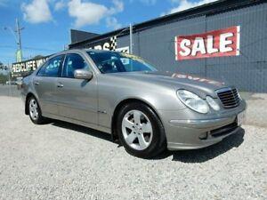 2005 Mercedes-Benz E350 W211 Elegance Silver 7 Speed Automatic Sedan