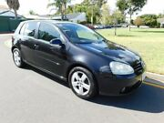 2008 Volkswagen Golf V MY08 Pacific DSG Black 6 Speed Sports Automatic Dual Clutch Hatchback Somerton Park Holdfast Bay Preview